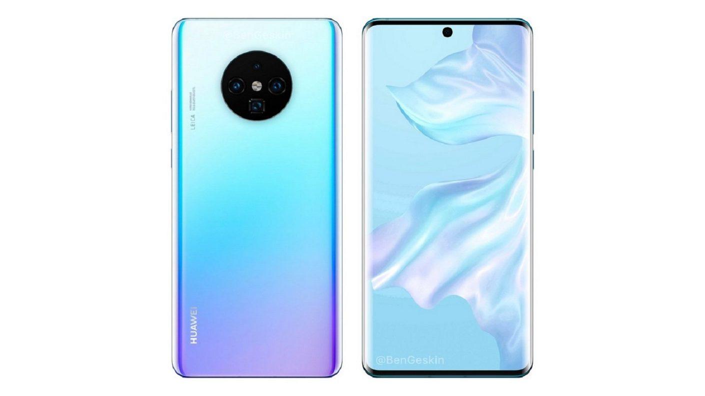 Huawei saca primer smartphone de alta gama sin Google