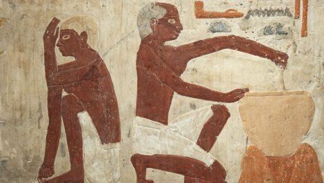 Logran recrear el pan que se comía en el antiguo Egipto