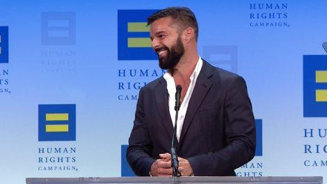 Ricky Martin anunció la llegada de su cuarto hijo: «Estamos embarazados»»