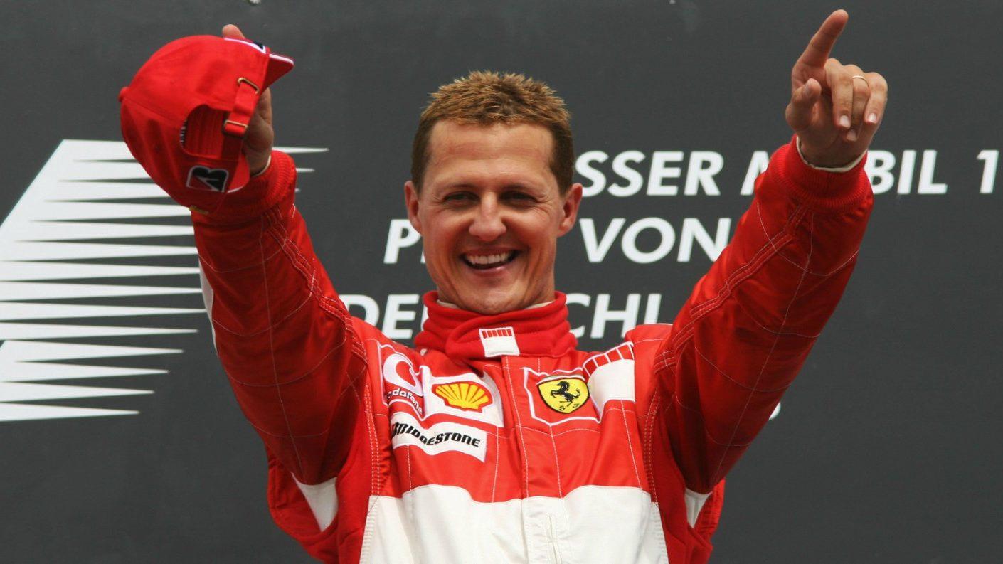 Schumacher ingresado en un hospital de París para tratamiento «secreto»