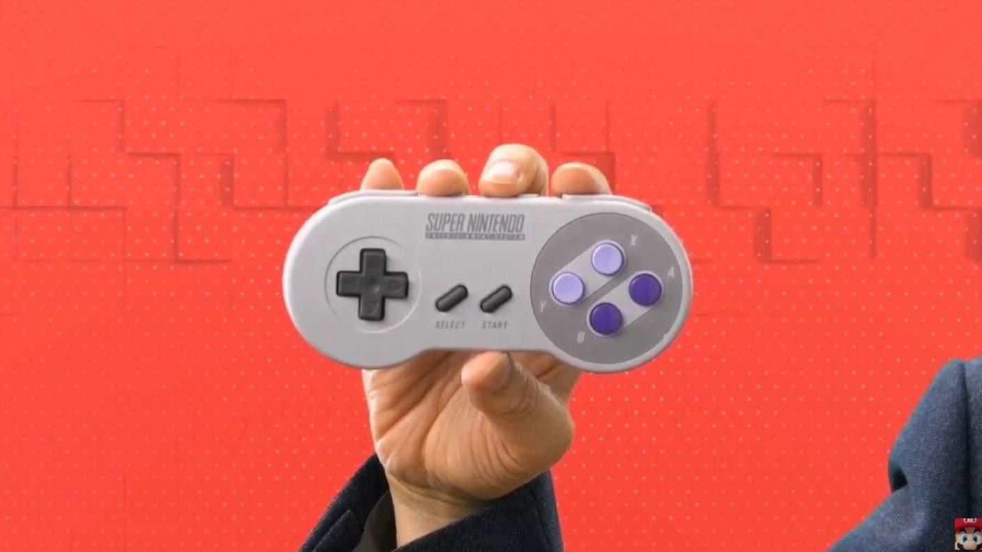 Nintendo Switch tendrá 20 juegos retro de Super Nintendo