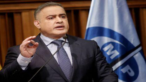 MP abrió investigación penal a Guaidó tras solicitud de Maduro