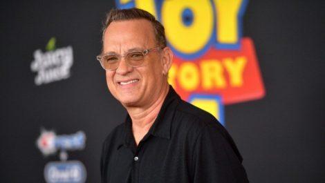 Tom Hanks recibirá premio a su trayectoria en los Globos de Oro
