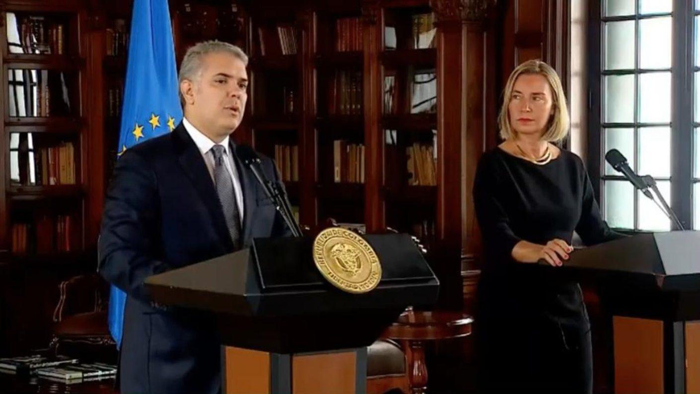UE aprueba recursos a Colombia para ayudar en la crisis migratoria