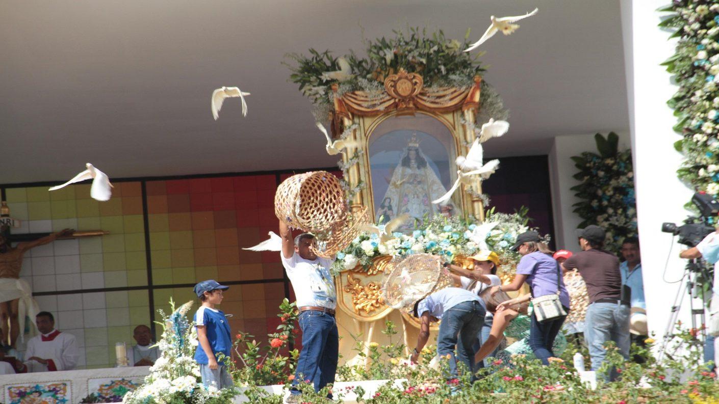 Son 108 años que se cumplen de la coronación de la Virgen del Valle