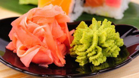 Mujer confundió wasabi con guacamole y terminó hospitalizada