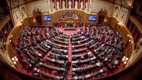 Senado en Francia