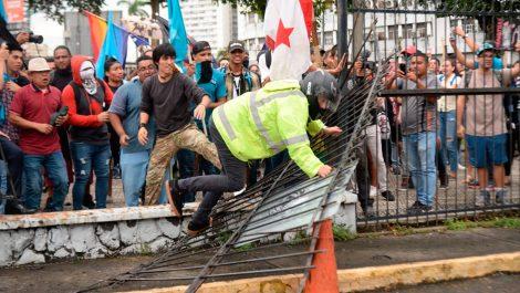 Protestas Panamá