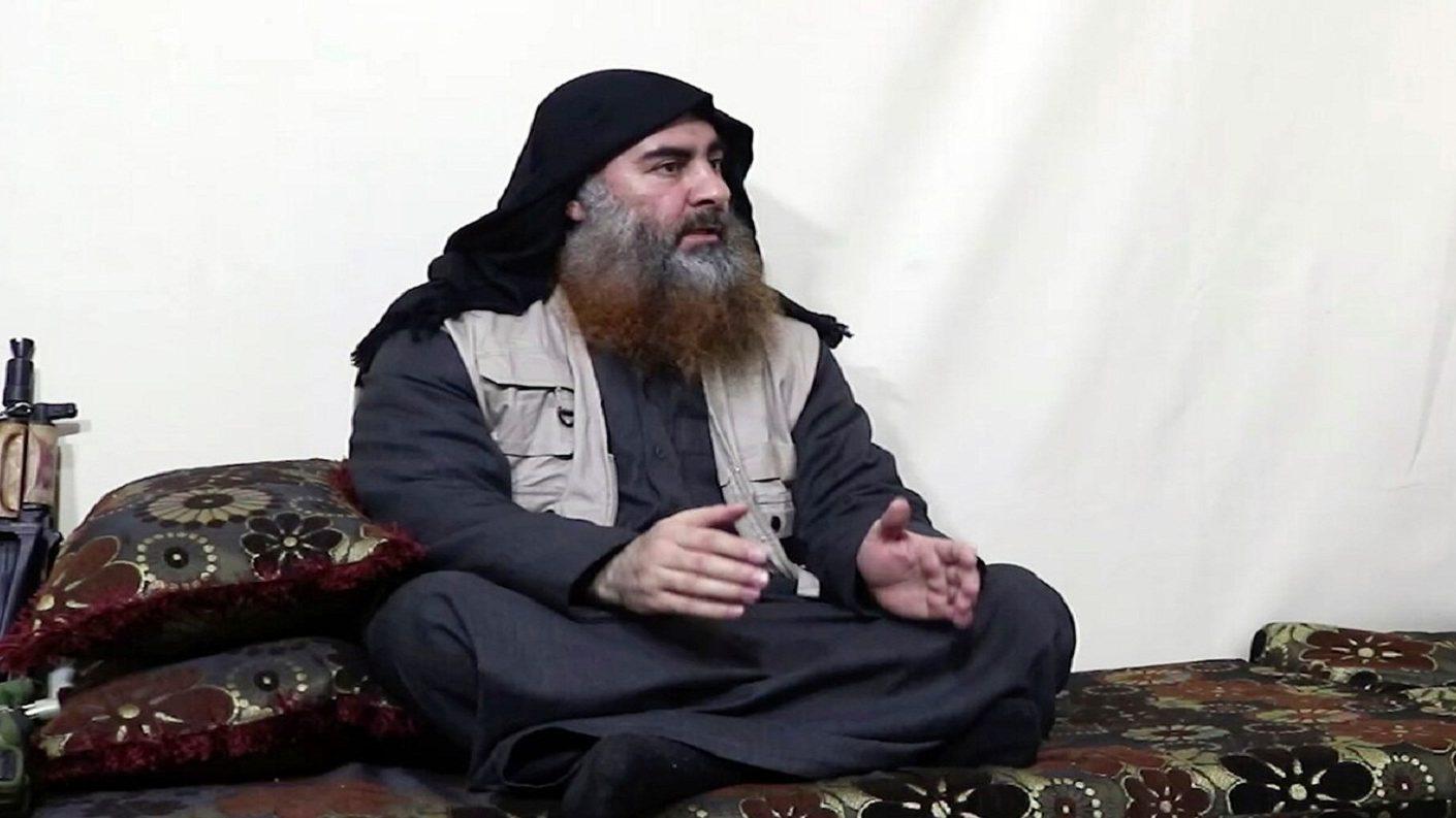 EEUU dio de baja al líder del Estado Islámico Abu Bakr Bagdadi