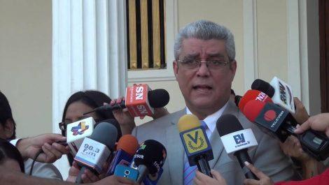 Marquina repudia allanamiento a inmunidad parlamentaria de Guanipa