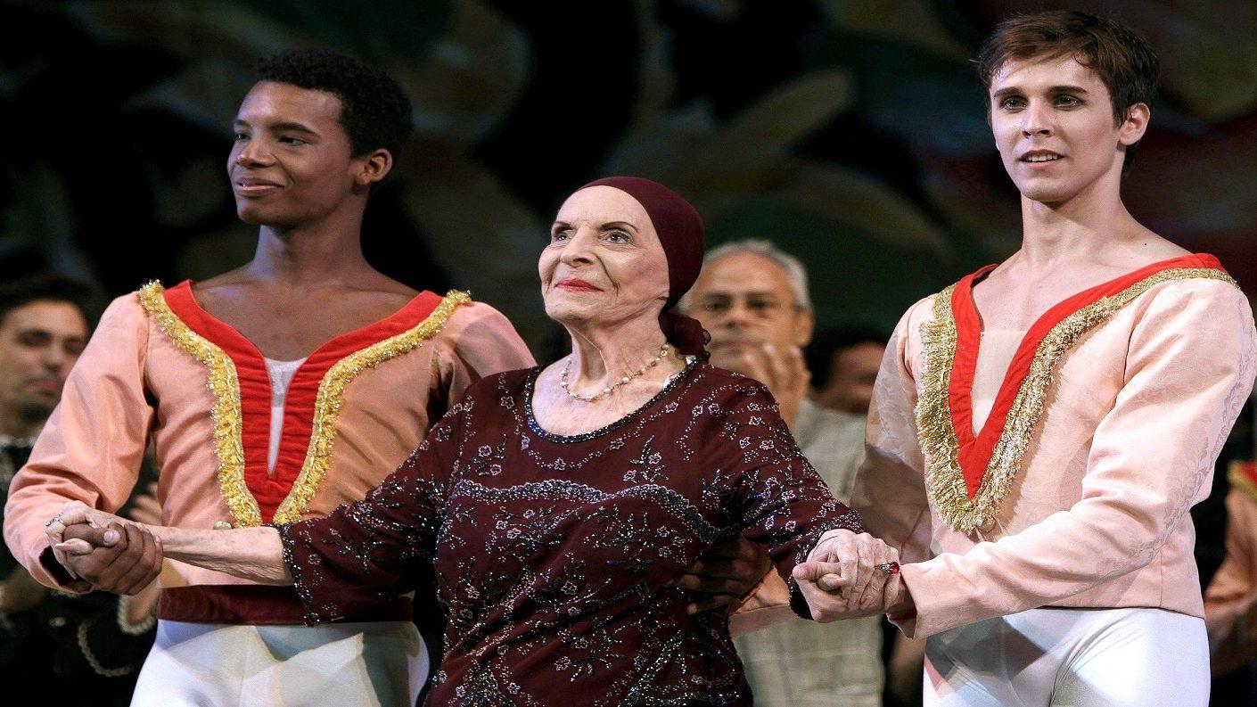 Falleció la bailarina cubana Alicia Alonso, leyenda del ballet clásico