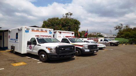Desabastecimiento de gasolina paraliza a ambulancias en estados fronterizos