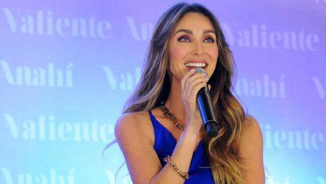 La ex RBD Anahí está a la espera de su segundo hijo