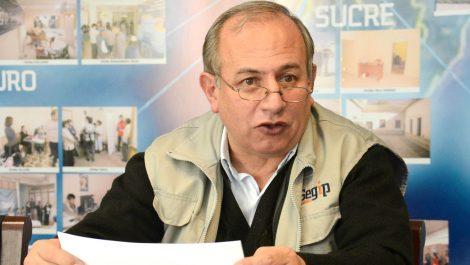 Renuncia vicepresidente del TSE de Bolivia en medio de denuncias