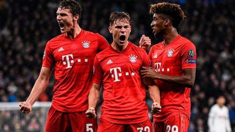 El Bayern le pegó un baile al subcampeón de Europa
