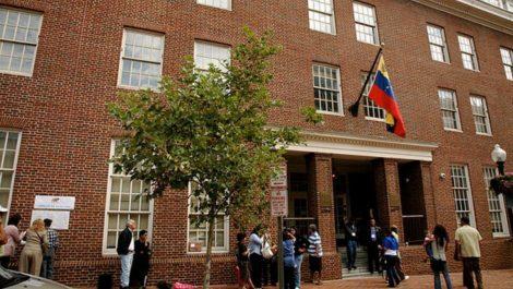 Condena a cuatro de los «tomistas» de la embajada de Venezuela en Washington