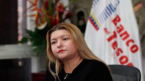 Maduro sustituye a William Contreras por Eneida Laya en el Ministerio de Comercio