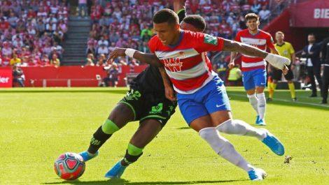El Granada de Herrera y Machís es el nuevo líder de La Liga