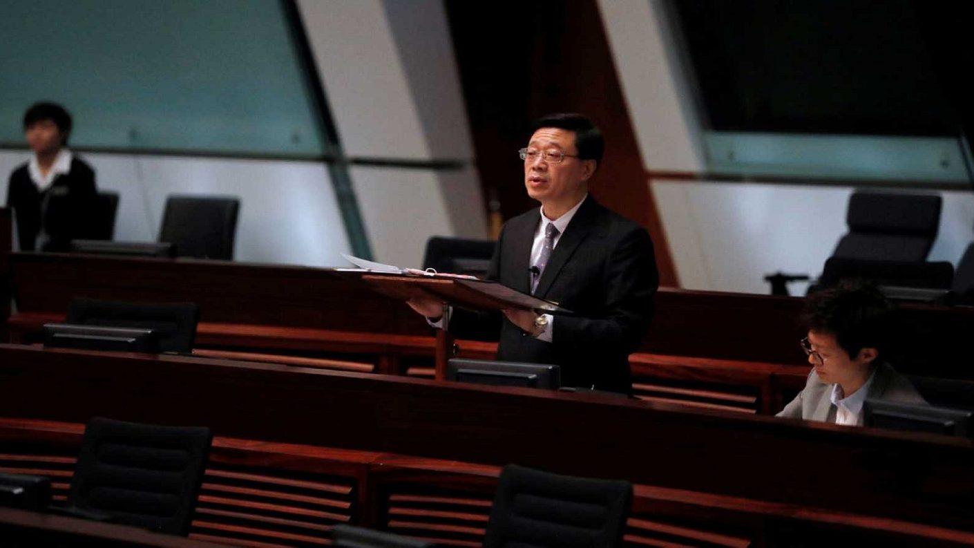Hong Kong retiró polémica ley de extradición que generó protestas
