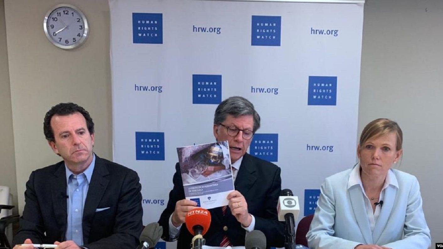 HRW en campaña contra presencia de Venezuela en el Consejo de DDHH