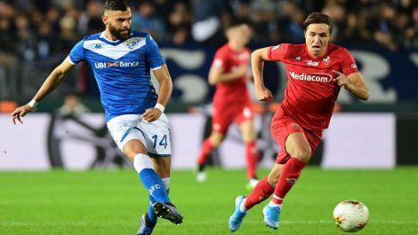 Chancellor se lesiona en derrota del Brescia