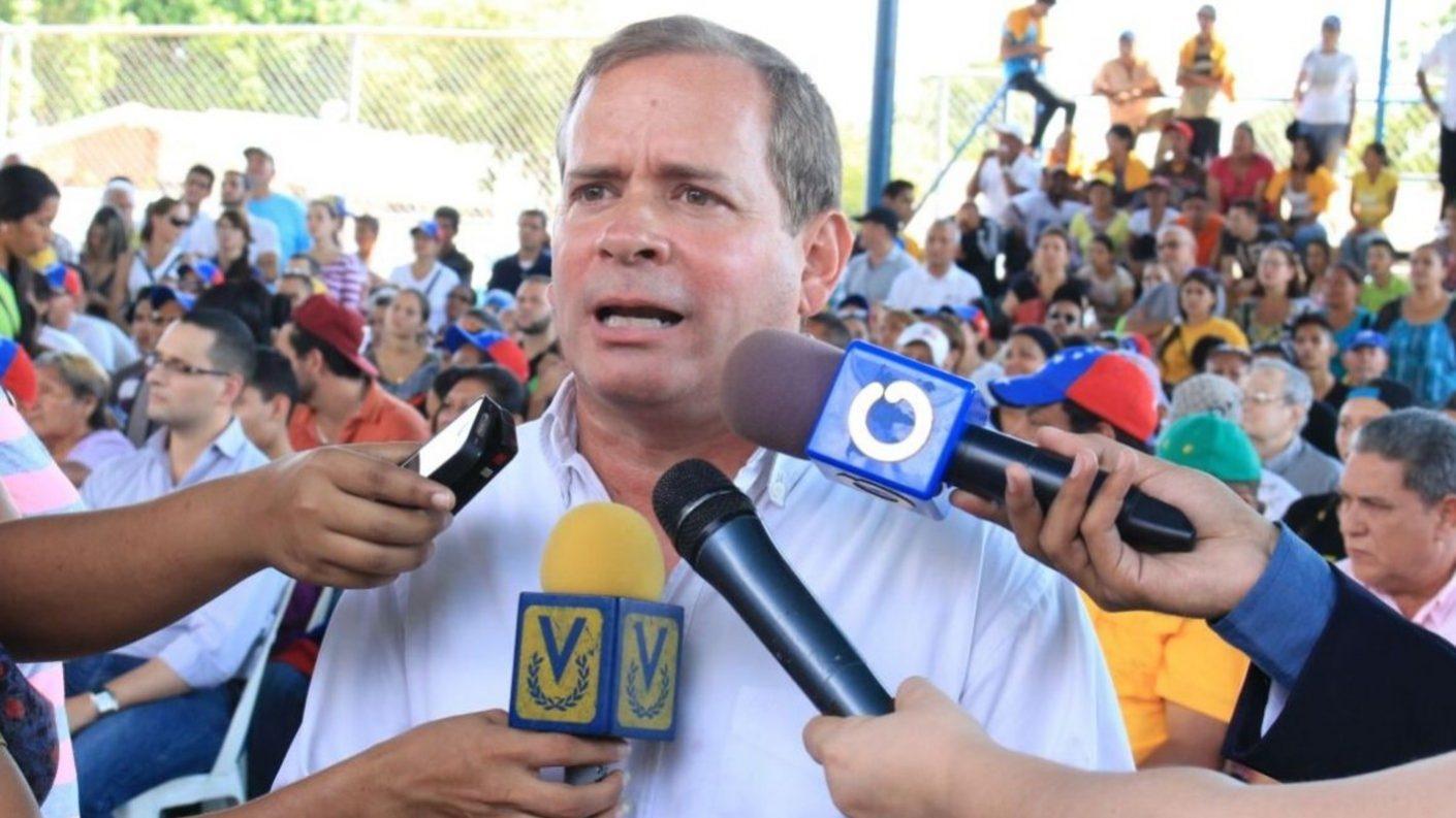 ANC allana inmunidad parlamentaria de Juan Pablo Guanipa