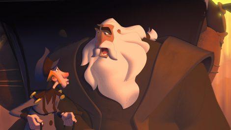 Netflix lanza su primer film animado: «La leyenda de Klaus»