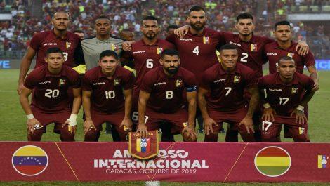 La Vinotinto hace historia al ascender al puesto 25 del ranking de la FIFA