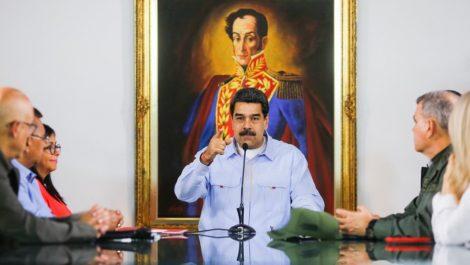 Maduro dijo que era «ridículo» que Iván Duque pidiera a Guaidó la extradición de Aida Merlano