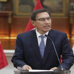 Martín Vizcarra Perú