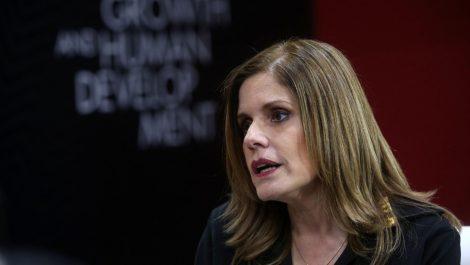 Mercedes Aráoz renunció a la vicepresidencia y presidencia encargada de Perú