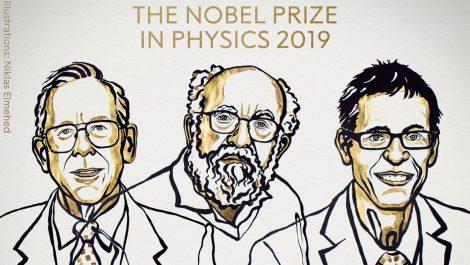 Astrofísicos reciben Nobel de Física por su aporte a la comprensión del Cosmos