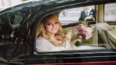 Joven paró el tráfico para impedir que su ex novia llegara al altar