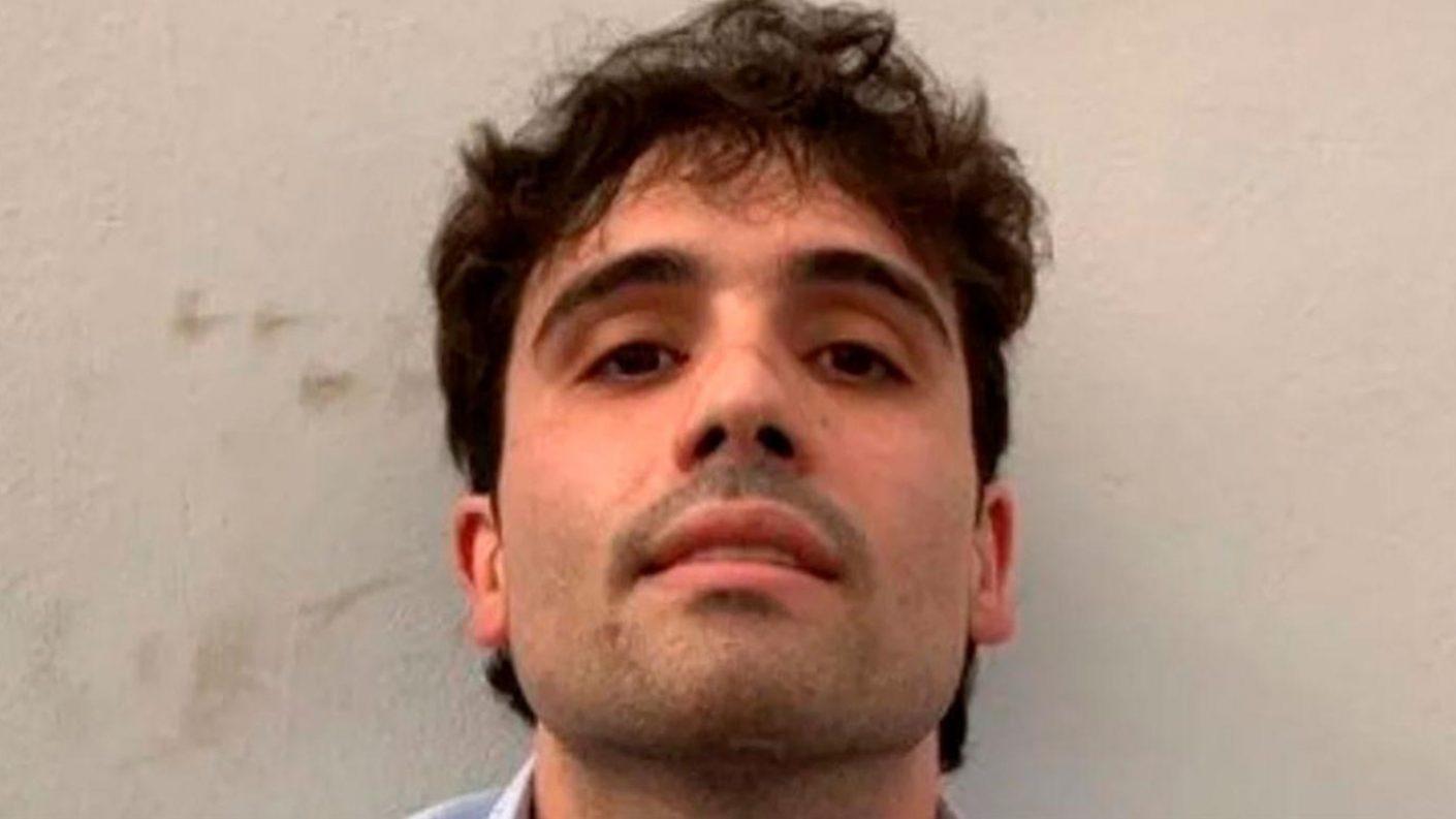 Revelan vídeo del operativo para capturar al hijo del Chapo