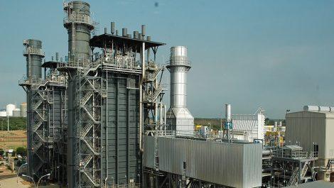 Arrancó finalmente una de las ocho turbinas de Termozulia
