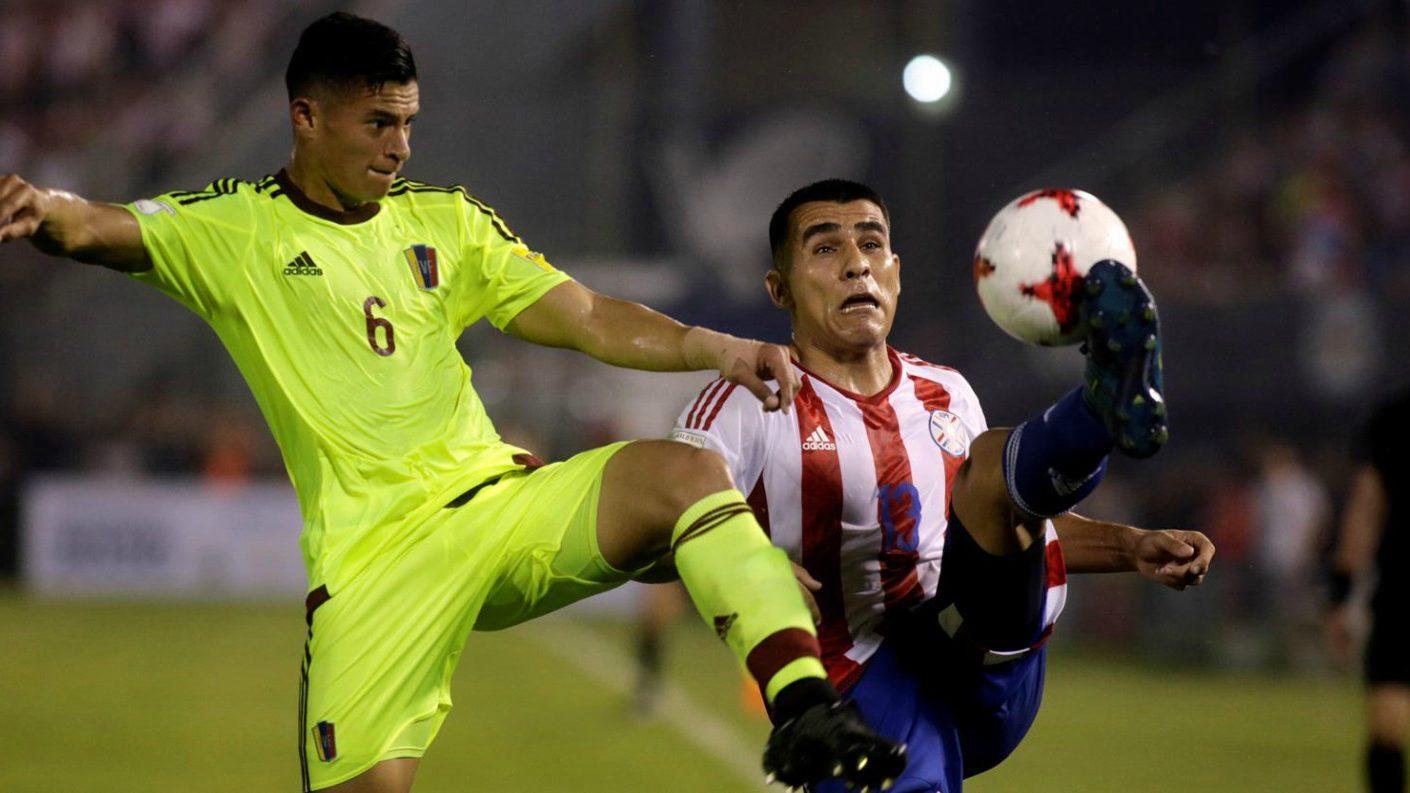 La Vinotinto pautó amistoso contra Paraguay para noviembre