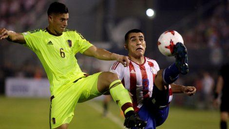 Por incumplimiento de contrato se canceló el amistoso Venezuela-Paraguay