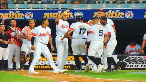 Águilas del Zulia vapuleó a los Leones de Caracas