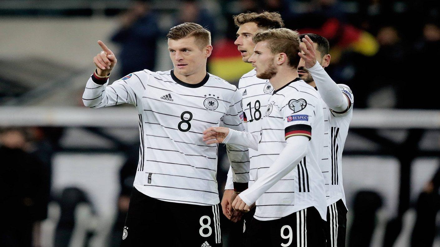 Alemania, Holanda, Croacia y Austria se clasifican para la Eurocopa 2020