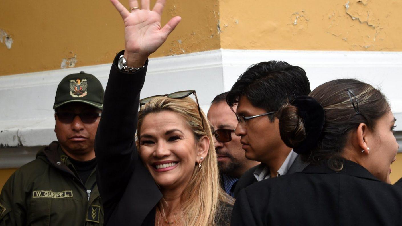 Bolivia anuló decreto que eximía a militares de recibir penas jurídicas