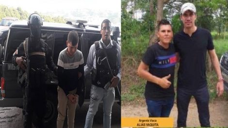 Anuncian la captura de Argenis Vaca alias 'Vaquita' miembro de los rastrojos