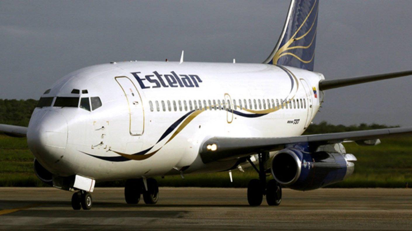 Estelar confirmó falla de motor en vuelo Caracas-Santo Domingo (+Vídeo)