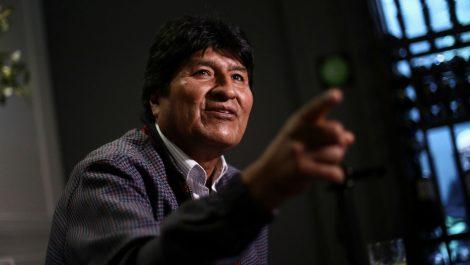Se filtra audio de Evo Morales incitando al caos en Bolivia
