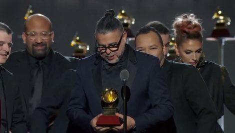 Cinco venezolanos brillaron en la noche de los Latin Grammy