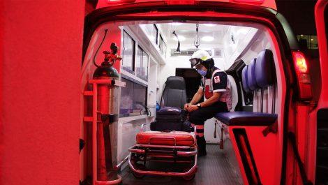 Operativos médicos atendieron a 80 periodistas