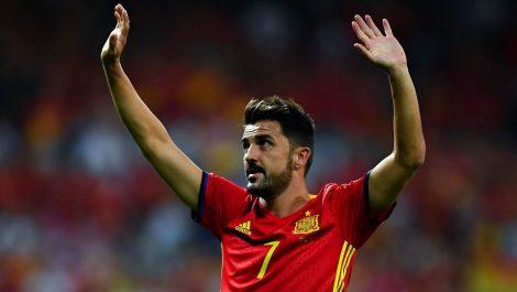 David Villa anunció retiro del fútbol