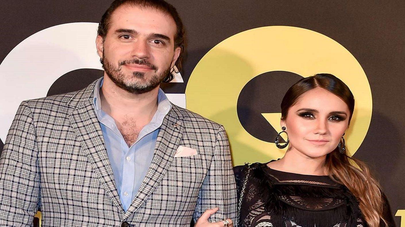 La ex RBD Dulce María se casó con el productor Paco Álvarez