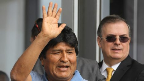 Evo Morales deja México para irse a Cuba para una «consulta médica»