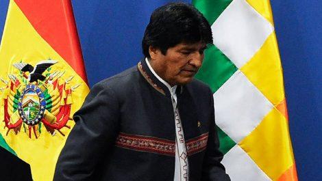 México dispuesto a dar asilo a Evo Morales «si así se decide»
