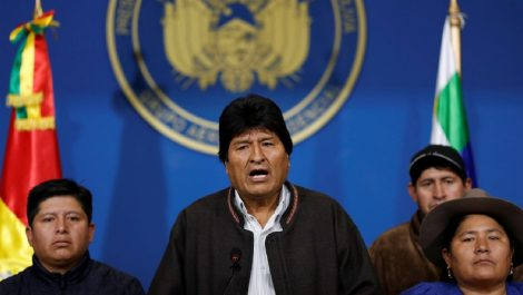 Evo Morales pide una «Comisión de la Verdad» para determinar si hubo fraude en las elecciones